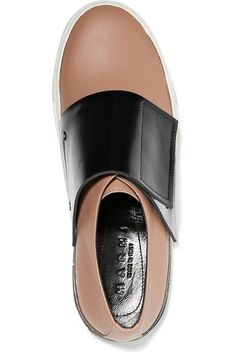 Marni - Leather Sneakers - Sand - IT41