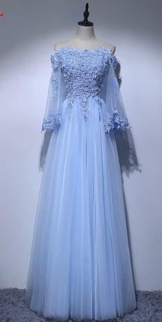 Lace Evening Dresses, Party with Cape Women A Line Tulle Beaded Ladies Formal Evening Gowns Dresses