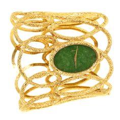 PIAGET 1970s Gold Bracelet Watch #luxury #luxe