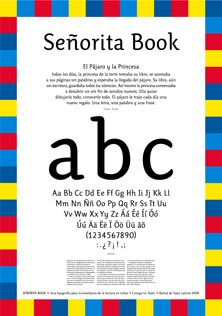 Señorita Book / Paula Barahona / CL