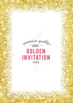 Gold glitter texture isolated on white background. Sample Resume Format, Watercolor Brushes, Gold Glitter, Creative Art, Design Inspiration, Gold Background, Invitations, Texture, Sparkles