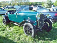 263 Alvis 12/50.(1923-32)
