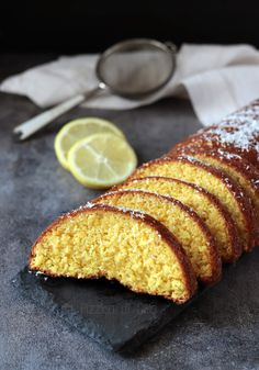 Keto Recipes, Healthy Recipes, Plum Cake, Something Sweet, Stevia, Bon Appetit, Cornbread, Healthy Eating, Low Carb