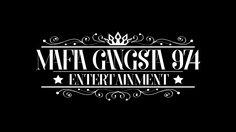 Logo Mafia Gangsta 974 ® Entertainment