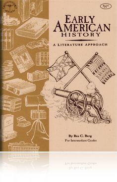 Early American History Intermediate Study Guide - Beautiful Feet Books