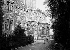 magdeburg domdplatz ostseite   Magdeburger Dom, Remterganng