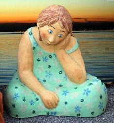 bloc sobre les meves escultures ceràmiques per la llar i el jardí