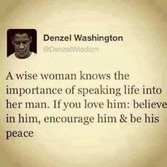 A wise woman