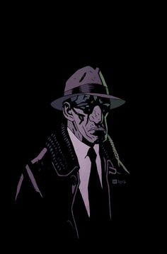 The Creep by Mike Mignola *