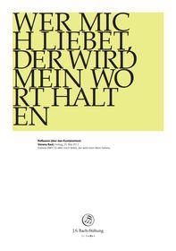 """BWV 59: Verena Kast  Reflexion über den Kantatentext  Verena Kast über BWV 59 """"Wer mich liebet, der wird mein Wort halten""""  25. Mai 2012 Mai, Periodic Table, Foundation, Love, Periodic Table Chart, Periotic Table, Foundation Series"""