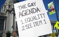 Here's a collection of clever protest signs, quotes, cartoons, and memes supporting marriage equality and gay rights, with historical context. Bible Belt, Text Jokes, Protest Signs, Equality, Gay, Inspirational Quotes, Words, Memes, Writing Help