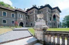 castel cantacuzino Busteni Romania