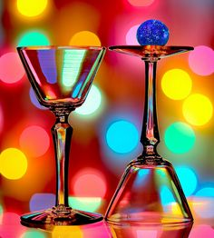 Glass Lights by E.M.Thomas, via Flickr