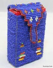 Image result for beaded lighter case pattern free