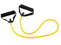 CTK Resistance Band Exercise Cords with Door AttachmentBest Heavy Workout for Legs and KneeYellow ** You can find more details by visiting the image link.(This is an Amazon affiliate link and I receive a commission for the sales)
