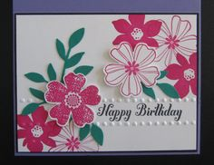 Auntie Donna's Birthday 2016 by Penny Strawberry - Cards and Paper Crafts at Splitcoaststampers
