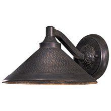 View the The Great Outdoors GO 8102 1 Light Outdoor Wall Sconce from the Dark Sky Kirkham Collection at LightingDirect.com.