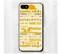The Lion King iPhone iPhone 5 5S 5C iPhone 6 6S 6/6S by HOV1Cases