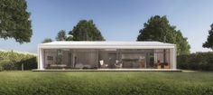 Memory house in Mercedes by +Arqs 05