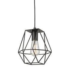 "Elk Lighting 31185/1 Delaney Single Light 8"" Wide Mini Pendant with Round Canopy Oil Rubbed Bronze Indoor Lighting Pendants"