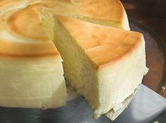 Gateau fromage blanc sans pate