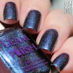 Helm Deep - Glam Polish Epic Journey Collection swatch by Accio Lacquer