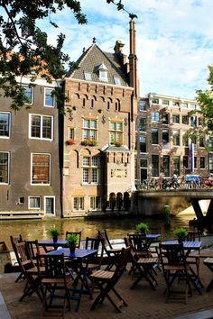 Travel to Netherlands - stylish image