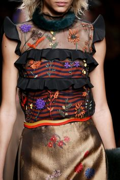 Fendi | Milan Fashion Week | Fall 2016