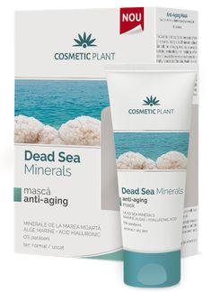 Anti Aging Mask, Dead Sea Minerals, Mineral Cosmetics, Plant, Planters, Plants, Replant
