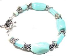 Blue Opal Bracelet Azure II Coral Reef Collection by by Gonet