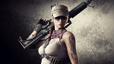 Tattoos Sunglasses Rifle Hat C-G weapons weapon sexy babe girl wallpaper - My list of the most creative tattoo models Tattoo Girl Wallpaper, Hd Wallpaper, Wallpapers, Desktop Backgrounds, Framed Tattoo, Babe, Silk Art, Creative Tattoos, Couture