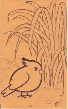 one litle bird by zefiro viera almasy