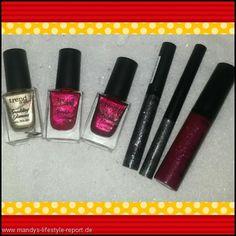 Produkttest: Sparkling Glamour die Limited Edition von trend IT UP - Kreiere Dein Leben-Mandys Lifestyle Report