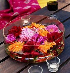Design e Decoração- Blog de Decoração: Vasos & Flores