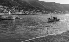 A fishing boat at Kalk Bay Harbor, Cape Town. Saint James, I Site, Fishing Boats, Cape Town, Houses, River, Photos, Outdoor, Homes