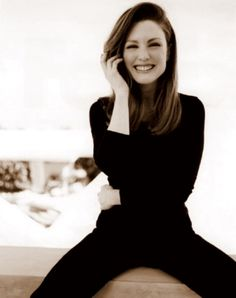 Julianne Moore. 'That youth culture - that lying about your age - it's all denial of death anyway.'