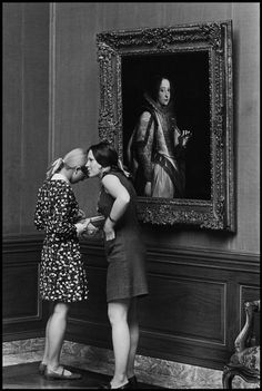 Elliott Erwitt 1969. -repinned by California portrait studio http://LinneaLenkus.com  #fineartportraits
