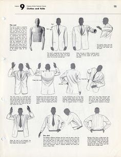 Academy of Art Character and Creature Design Notes: clothes and folds