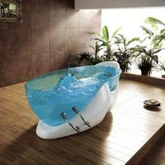 fun and unusual massage bathtub