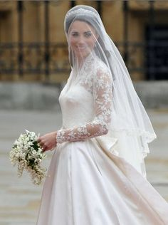 bridal veils made in France | Bride's Spy: Royal Wedding - The Veil