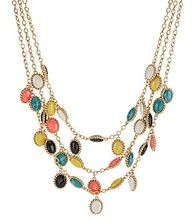 Statement Necklace   Kate Spade