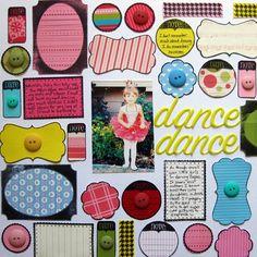 Dance Dance by Paige Evans