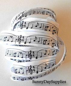 musical ribbon