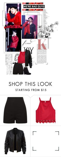 """""""COPYCAT"""" by jina-7 on Polyvore featuring La Perla, LE3NO and C.O. Bigelow"""