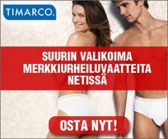Timarco vaatekauppa netissä
