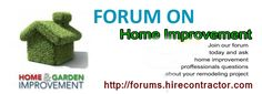 Forums - Construction and Home improvement advisor | Hirecontractor.com Discussion related to home improvement, including construction, remodeling, plumbing, roofing, flooring, tools and other technical aspects. Catch up on interesting new discussion and industry news