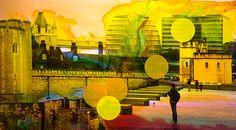 HELLE JETZIG http://www.widewalls.ch/artist/helle-jetzig/ #painting #photography