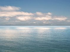 Ocean Sea Photo Minimalist Seascape by JulieMagersSoulen on Etsy,