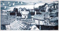 Richmond Roofscape by Suzie Mackenzie