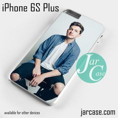 Charlie Puth 13 Phone case for iPhone 6S Plus and other iPhone devices